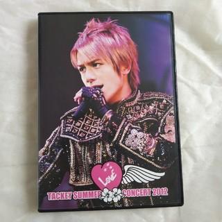 タッキー&翼 - 滝沢秀明summerconcert 2012 DVD
