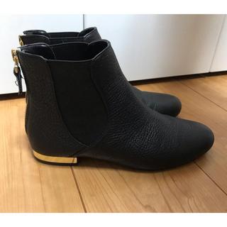 ダイアナ(DIANA)のダイアナ サイドゴア ブーツ(ブーツ)