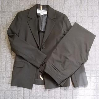 ナチュラルビューティーベーシック(NATURAL BEAUTY BASIC)のナチュラルビューティーベーシック パンツスーツ 黒 サイズM(スーツ)