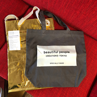 beautiful people - beautiful people トートバッグ