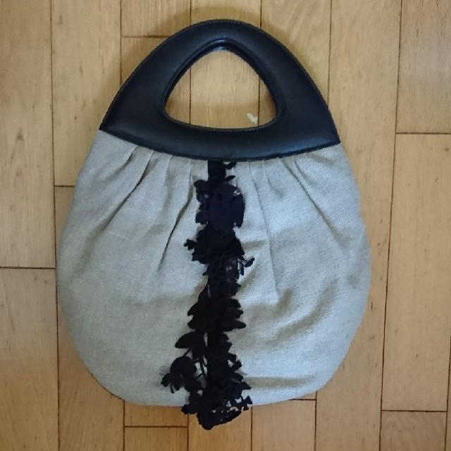 mina perhonen(ミナペルホネン)のミナペルホネン シェルバッグ forest parade レディースのバッグ(ハンドバッグ)の商品写真