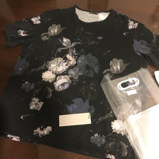 ラッドミュージシャン(LAD MUSICIAN)のラッドミュージシャン 花柄 42(Tシャツ/カットソー(半袖/袖なし))