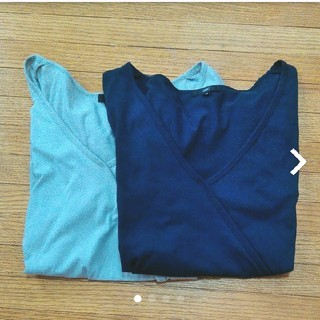 DHC - DHC カシュクール Tシャツ