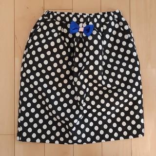 ユニカ(UNICA)のUNICAの水玉スカート(スカート)