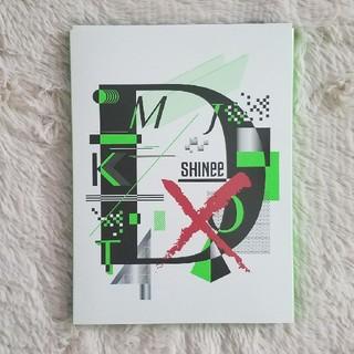 シャイニー(SHINee)のSHINee  D×D×D 初回限定盤  CD+DVD(K-POP/アジア)