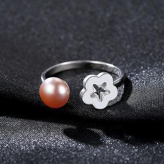 PR0013PU 淡水パール リング(リング(指輪))