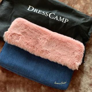 ドレスキャンプ(DRESSCAMP)のDRESS CAMP 宇野実彩子コラボ 2wayバッグ(ショルダーバッグ)