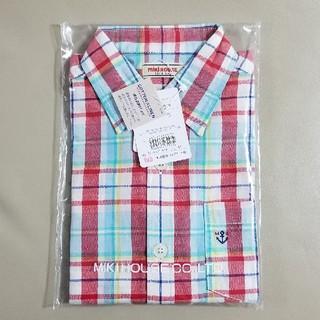 ミキハウス(mikihouse)のミキハウス 半袖シャツ130(Tシャツ/カットソー)