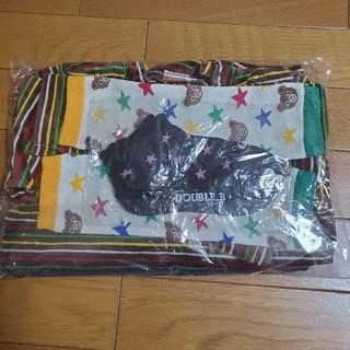 ミキハウス(mikihouse)のミキハウス110プッチ-長袖ベロア風(Tシャツ/カットソー)