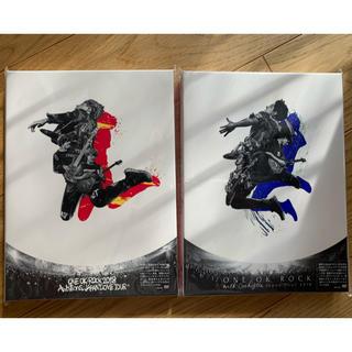 ワンオクロック(ONE OK ROCK)のコニタン様専用 ONE OK ROCK 2018 DVDセット(ミュージック)