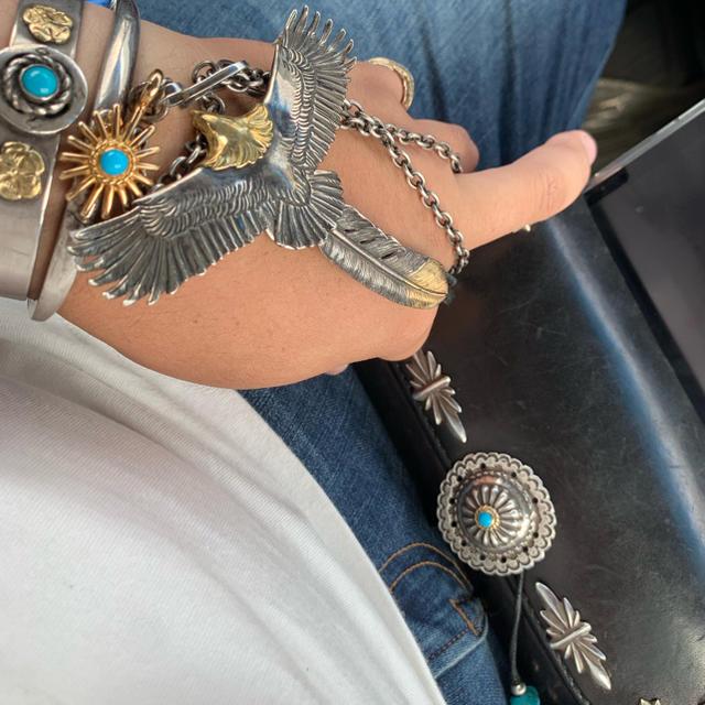goro's(ゴローズ)のゴローズ 全金ウニトップ メンズのアクセサリー(ネックレス)の商品写真