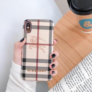 バーバリー(BURBERRY)のiPhoneケース バーバリー Burberry 人気品(iPhoneケース)