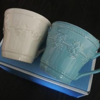 ウェッジウッド(WEDGWOOD)のWEDGWOOD ペアマグカップ(グラス/カップ)