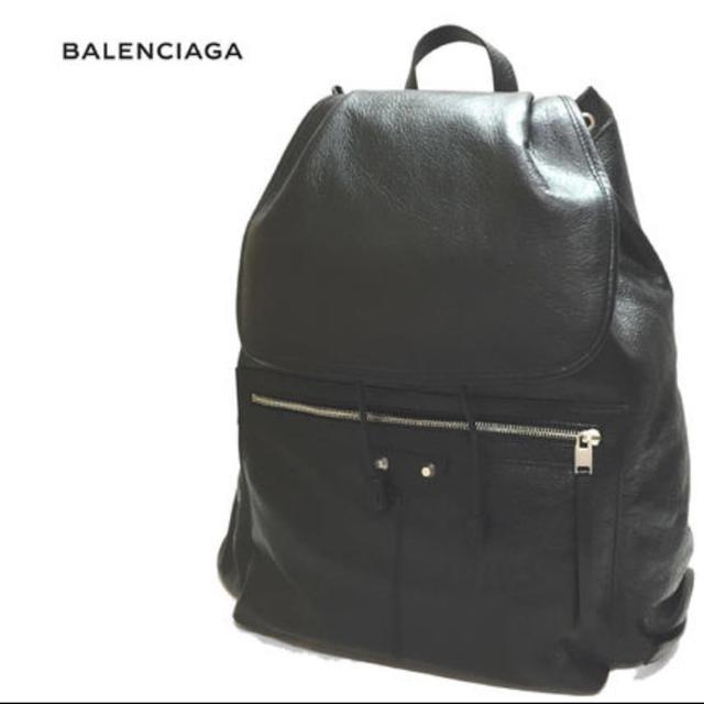 BALENCIAGA BAG(バレンシアガバッグ)のバレンシアガ リュック バックパック メンズのバッグ(バッグパック/リュック)の商品写真