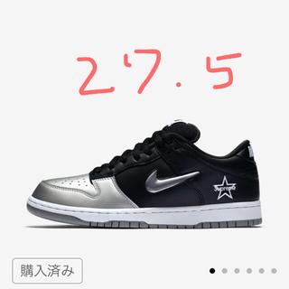 シュプリーム(Supreme)のSupreme Nike SB Dunk ダンク Low 27.5cm(スニーカー)
