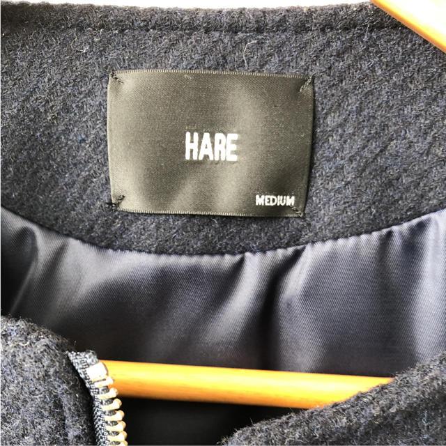 HARE(ハレ)のHARE ノーカラージャケット メンズのジャケット/アウター(ノーカラージャケット)の商品写真