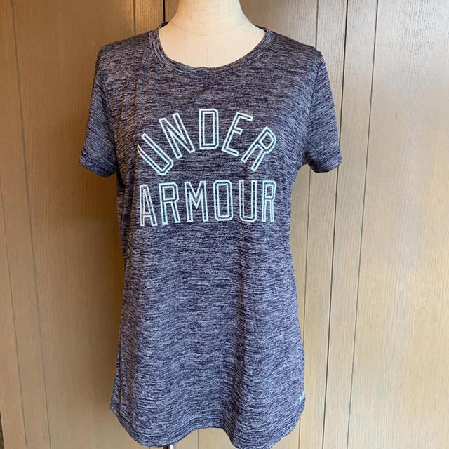 UNDER ARMOUR(アンダーアーマー)のアンダーアーマー Tシャツ レディースのトップス(Tシャツ(半袖/袖なし))の商品写真