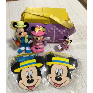 Disney - ディズニーバケーショングッズセット