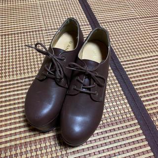 ウィゴー(WEGO)のレースアップローファー(ローファー/革靴)