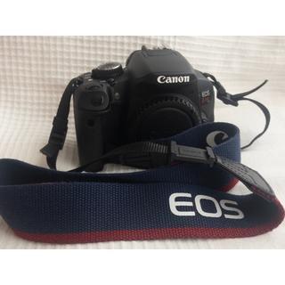 Canon EOS Kiss x6i ボディ単体(デジタル一眼)