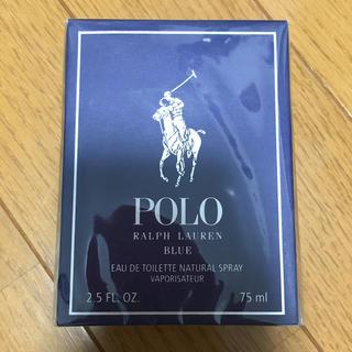 ポロラルフローレン(POLO RALPH LAUREN)のポロラルフローレン BLUE 香水(香水(男性用))