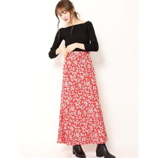 フレイアイディー(FRAY I.D)の人気 スカート(ロングスカート)