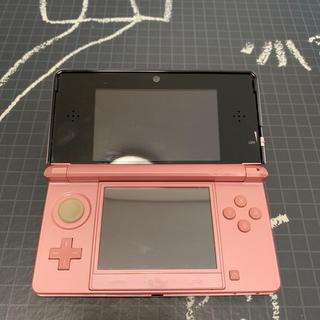 ニンテンドー3DS - 3DS ミスティピンク