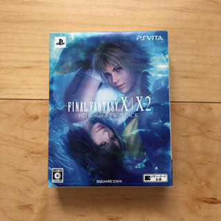 PlayStation Vita - ファイナルファンタジーX/X-2 HD Remaster TWIN PACK