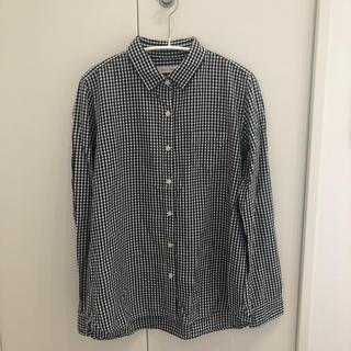 ローリーズファーム(LOWRYS FARM)のチェックシャツ(シャツ/ブラウス(長袖/七分))