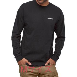 patagonia - 新品パタゴニアロングtシャツMサイズブラック