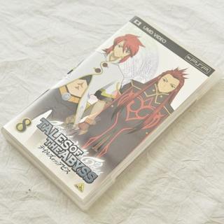 プレイステーションポータブル(PlayStation Portable)のUMD VIDEO/テイルズ オブ ジ アビス 8(その他)
