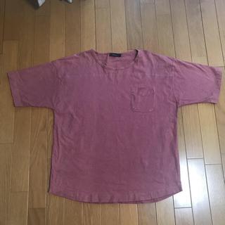 レイジブルー(RAGEBLUE)のメンズオーバーシャツ半袖サイズL(Tシャツ/カットソー(半袖/袖なし))