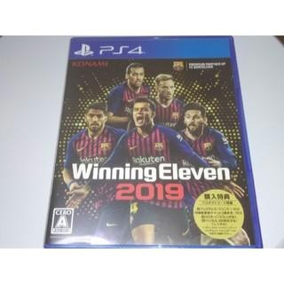 PlayStation4 - PS4 ウイニングイレブン2019