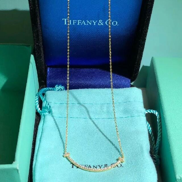 Tiffany & Co.(ティファニー)のTIFFANY & Co.ネックレス レディースのアクセサリー(ネックレス)の商品写真