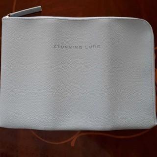 スタニングルアー(STUNNING LURE)のジンジャー5月号付録 スタニングルアークラッチバッグ(クラッチバッグ)