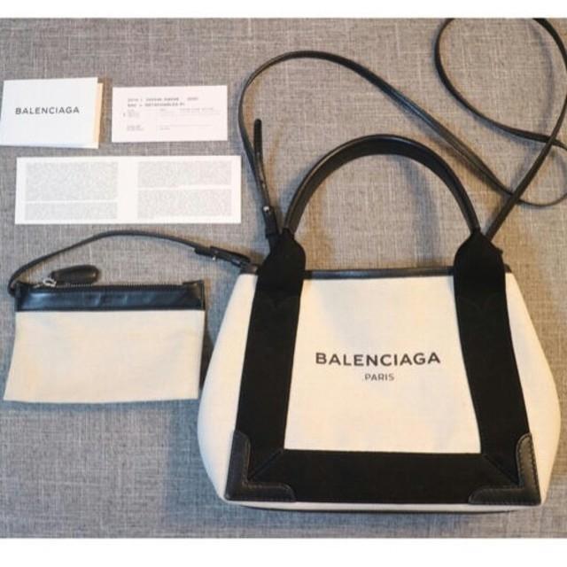 Balenciaga(バレンシアガ)のバレンシアガ キャンバストート S レディースのバッグ(トートバッグ)の商品写真