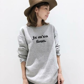 L'Appartement DEUXIEME CLASSE - 新品タグ付アパルトモン 【Les Petits Basics】Sweater