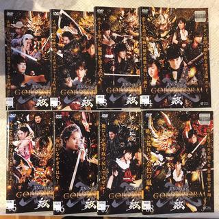 値下げ中 牙狼 GOLD STORM 翔  DVD 全8巻セット(TVドラマ)