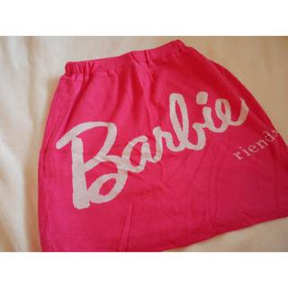 バービー(Barbie)のbarbie×rienda タイトスカート(ミニスカート)
