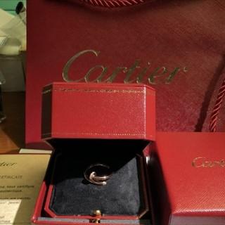 Cartier - Cartier カルティエ  アクセサリー リング 男女兼用 美品 カッコイイ