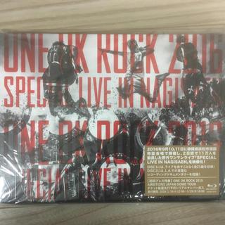 ワンオクロック(ONE OK ROCK)のLIVE Blu-ray『ONE OK ROCK 2016 SPECIAL LI(ミュージック)
