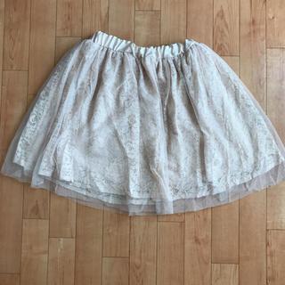 ハニーズ(HONEYS)のHoneys チュールスカート(ひざ丈スカート)