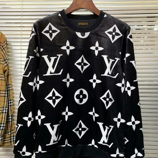 LOUIS VUITTON - 18SS秋冬 ルイヴィトン  パーカー