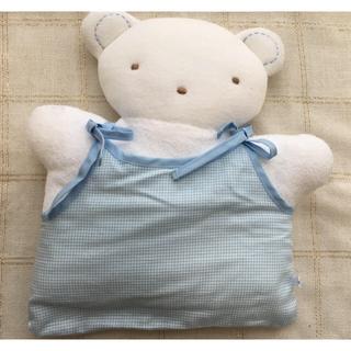 ファミリア(familiar)のfamiliar☆ベビー枕(枕)