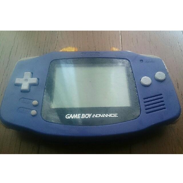 ゲームボーイアドバンス 本体 エンタメ/ホビーのゲームソフト/ゲーム機本体(携帯用ゲーム機本体)の商品写真