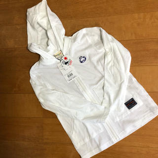 ミキハウス(mikihouse)のピクニック UVパーカー(ジャケット/上着)