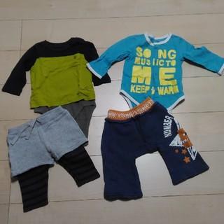 ベビーギャップ(babyGAP)の男の子 トップスとズボン(パンツ)