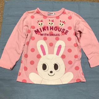 mikihouse - ミキハウス うさこちゃん 長袖Tシャツ 90