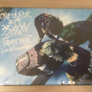ワンオクロック(ONE OK ROCK)のONE OK ROCK 2015 35xxxv JAPAN TOUR LIVE&(ミュージック)