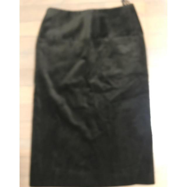 23区(ニジュウサンク)の23区 コーデュロイタイトスカート レディースのスカート(ひざ丈スカート)の商品写真